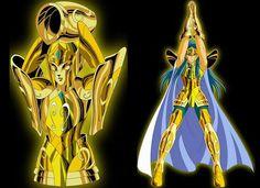 Camus ♒ Cavaleiros de Ouro