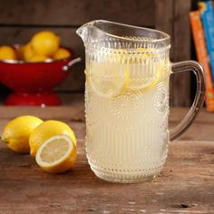 The Pioneer Woman Adeline 1.59-Liter Glass Pitcher Find it a Walmart for only $12.72