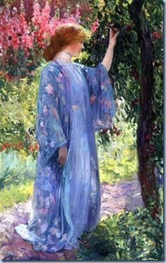On the walls: Guy Rose 1909