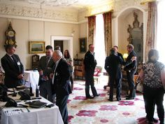 Hytera Product Launch at Winton House, Edinburgh.