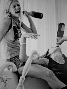 ✔ Drink from the bottle ~ Hen Night Bucket List. #hen #party #idea