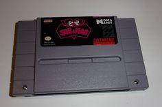 JOE AND MAC Super Nintendo SNES game