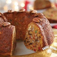 Ever So Easy Fruitcake from Eagle Brand® Sweetened Condensed Milk