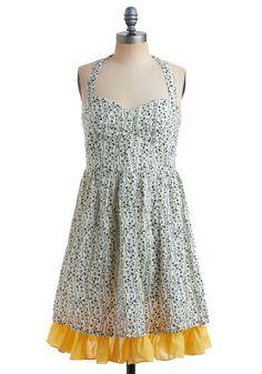 ModCloth Ray of Sunshine dress