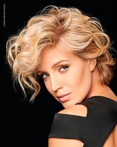 *** Refreshing short hairstyles to start your week! Wow … super beautiful!