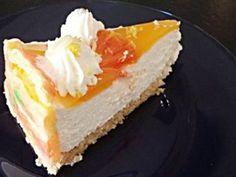 Citromos mascarponés joghurtszelet | NOSALTY Yogurt Recipes, Dessert Recipes, Cheesecake, Sweet Cookies, Hungarian Recipes, How To Make Cake, Tart, Food And Drink, Cooking Recipes