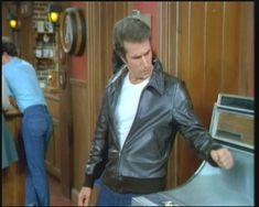 """Hitting something until it works has a name: """"Percussive Maintenance"""". The Fonz would be proud!"""