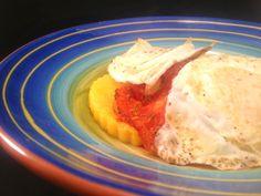 Eggs & Polenta   #tasty #breakfast #brunch #recipe
