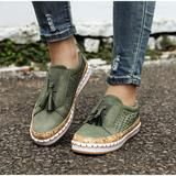 Women Slip On Hollow Out Flats Ladies Breathable Loafers Casual Platform Vulcanized Sewing Sneakers Shoes Clothing Sites, Ladies Slips, Red Green, Moccasins, Espadrilles, Shoes Sneakers, Loafers, Platform, Slip On