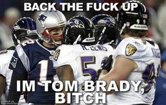 Patriots Tom Brady= the best!