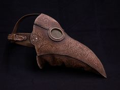 ugh i want a plague doctor mask something fierce.