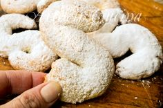 Squisiti ragusani ricetta biscotti S vickyart arte in cucina