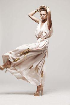 One stunning dress by label Inbal Gvili