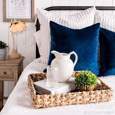 Cozy Up Your E With Modern Cottage Decor