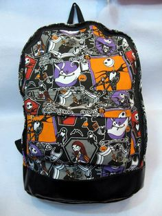 Nightmare Before Christmas Bag   123COSPLAY   Anime Merchandise Shop Free Shipping From China   Anime Wholesale