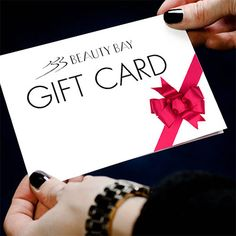 Gift Card to Beautybay