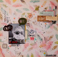Randi`s scrappeloft Turntable, Scrapbooking, Heart, Record Player, Scrapbooks, Memory Books, Scrapbook, Hearts, Notebooks