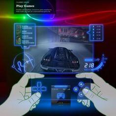 Sunt o fire ce admiră evoluția tehnologiilor care are loc în ultimile decenii. După apariția multitudinii de gatgeturi pe piața mondială, ard de nerăbdare să fie elaborate sau expuse vâzării tehnologiile cu hologramă, mai ales un telefon mobil. Holograma va îmbina în sine un nou stil inedit și unic, deci mă va caracteriza pe mine.