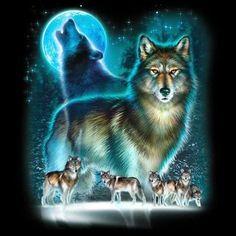 kokoer Diamond mosaic DIY beauty and wolf diamond painting diy diamond embroidery cross stitch home decoration gift Christmas Wolf Love, Wolf T-shirt, Wolf Howling, Lone Wolf, Wolf Silhouette, Fuchs Silhouette, Indian Wolf, Wolf Painting, Wolf Wallpaper