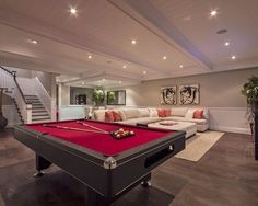 basement interior design - 1000+ images about Basement on Pinterest Basement ideas ...