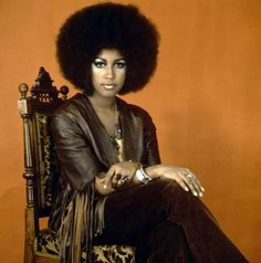 Vintage Beauty Marsha Hunt singer, actress, and novelist. Once dated Mick Jagger| 1970s
