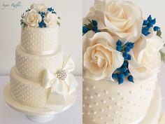 Sugar Ruffles, Elegant Wedding Cakes Barrow in Furness, Dalton, Ulverston and the Lake District: Wedding Cakes