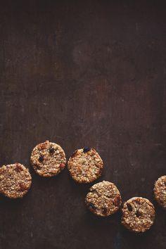 Banana-oat cookies - vegan, gluten-free via Sweet Kabocha