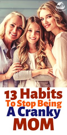 Are you stuck in cranky mode? Does angry mom appear without you wanting her to?   You don't have to live your life as a cranky mom. Here are 13 simple yet doable habits you can implement in your every day life to become the happy and peaceful mom you want to be.   #parentingtips #parentingadvice #momlife #howto #bemore #peaceful #peacefulmom #positivemom #gentlemom #gentleparenting #positiveparentingtips #peacefulparenting #cranky #stopbeing #raisingkids #raisingchildren #crankymom… Peaceful Parenting, Gentle Parenting, Good Parenting, Parenting Hacks, Adhd Strategies, Strong Willed Child, Healthy Mind And Body, Godly Woman, Raising Kids