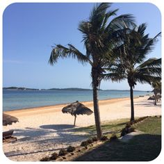 View from San Martinho Beach Club, Mozambique. Photo by Saajida Akabor http://saajida.co.za/