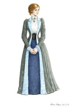 House Dress (1889) by AlessiaPelonzi on DeviantArt