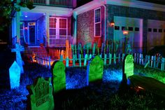 maisons Halloween