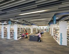 Gallery of Lawrence Public Library / Gould Evans - 6