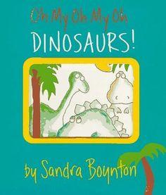 I LOVE Sandra Boynton books!!!!