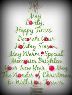 40 diy alternative christmas trees adding fun wall decorations to merry christmas quotes 2016 sayings inspirational messages for cards friends reheart Image collections