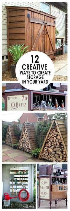 Shed Ideas, Backyard Storage Sheds, Storage Building Plans - CLICK THE IMAGE for Many Shed Projects DIY Ideas. 77239264 #backyardshed #shedprojects