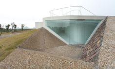 pavilion, exhibition space, jinhua architecture park, china, 2007