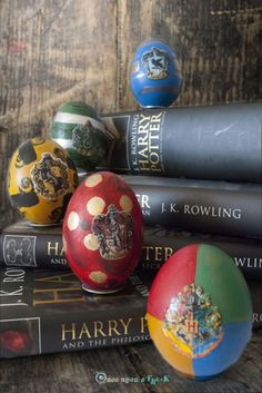 HARRY POTTER EASTER EGGS