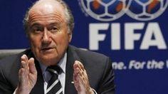 уход Блаттера с поста президента ФИФА
