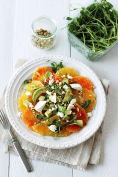 Helpot ja terveelliset salaatit