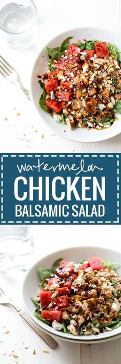Recipes/Food-Salads on Pinterest | Vinaigrette, Spinach Salads and Fig ...
