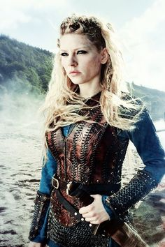 Lagertha (credit) History Vikings Season 3 premieres Thursday, Feb 19th 2015!