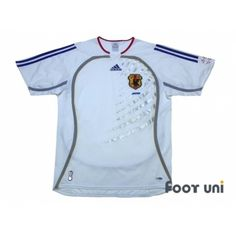Photo1: Japan 2006 Away Shirt adidas - Football Shirts,Soccer Jerseys,Vintage Classic Retro - Online Store From Footuni Japan