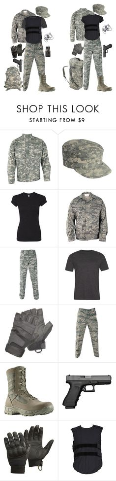 """""""Men And Women, Fighting For Our Country"""" by gone-girl ❤ liked on Polyvore featuring Propper, Topman, Universal, CamelBak, Helmut Lang and country"""