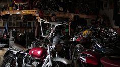 'Motorradmänner'-Kolumne: Filmdoku 'Dirty Old Times' | BRASH Deutschland.    Scheunentiere (Foto: Pascal Schmit)