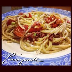 Cooking Pasta with Corned Beef