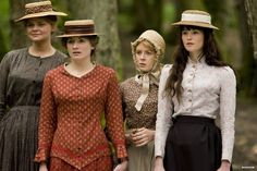 In 'Tess of the D'Urbervilles' (BBC TV (Gemma Aterton) wore a straw boater trimmed with champagne satin striped woven ribbon from Whitchurch Silk Mill Emily Beecham, Gemma Aterton, Victorian Literature, Gemma Christina Arterton, Boater, Period Dramas, Beautiful Creatures, Dress Making, Cowboy Hats