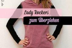 kuscheliger Lady Rockers zum Überziehen
