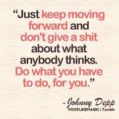 Good advice for anybody