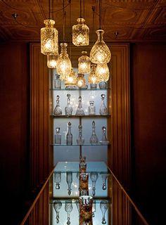 Decanter Lights by Lee Broom