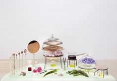 The Alchemist's Dressing Table - Lucie Gledhill - HEKA-LAB